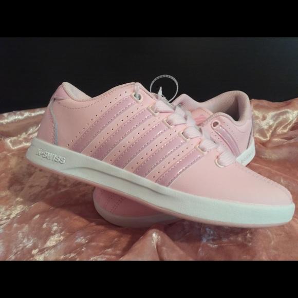 K-Swiss Shoes | Light Pink Kswiss